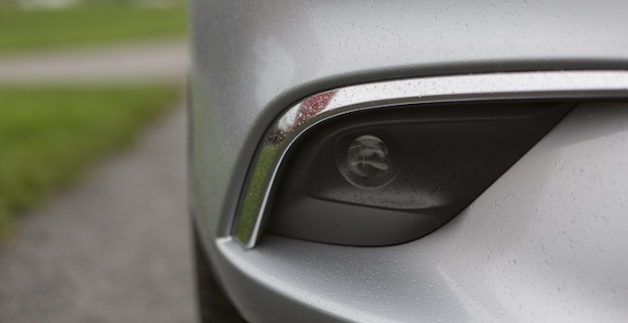Mazda 6 Driving-Dutchman mistlamp