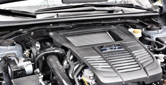 Subaru Levorg motor Driving-Dutchman