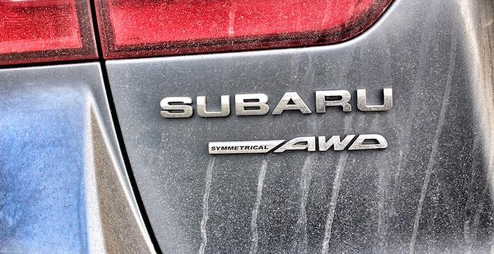 Subaru Levorg symmetrical AWD Driving-Dutchman