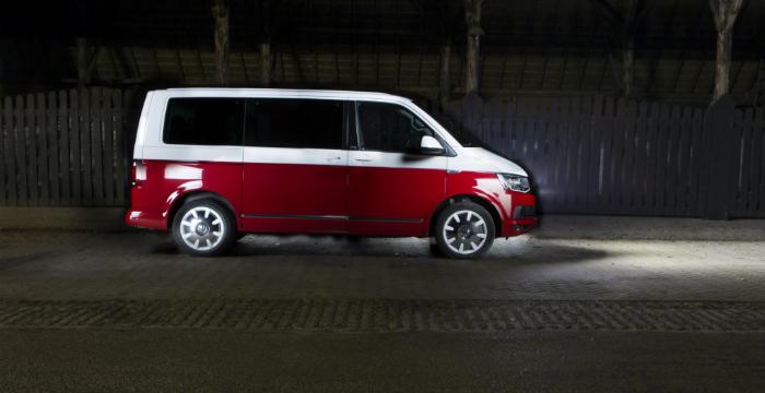 Volkswagen Multivan T6 Comfortline_2