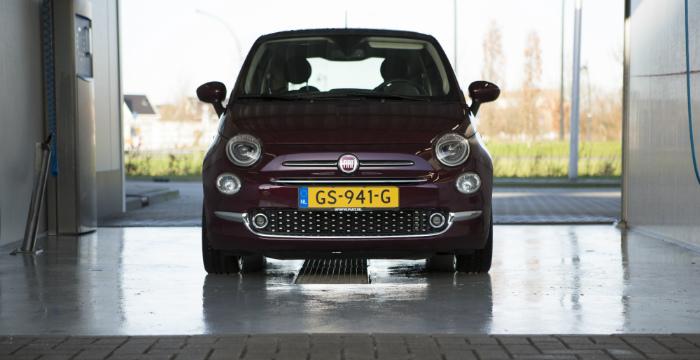 Fiat 500 1.2 Lounge, een Aperol Spritz, zonder Spritz!