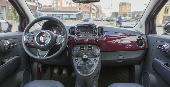 Fiat 500 1.2 Lounge, een Aperol Spritz, zonder Spritz!_2