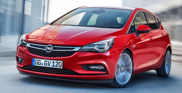 Opel Astra Auto van het Jaar 2016 2