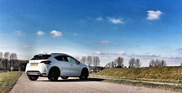 DS 4 Crossback Driving-Dutchman achter full