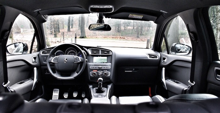 DS 4 Crossback Driving-Dutchman interieur