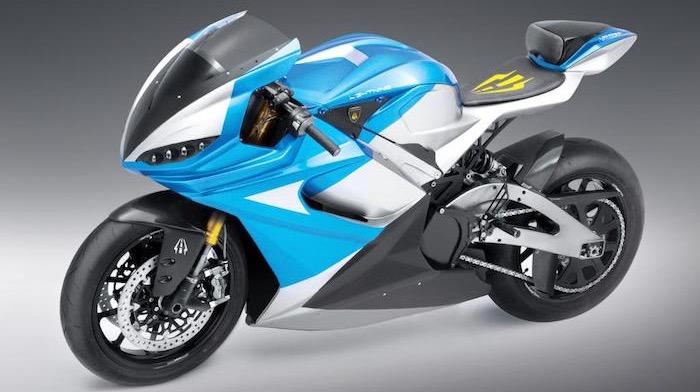 De snelste superbike ter wereld is elektrisch! Meet the Lightning LS218