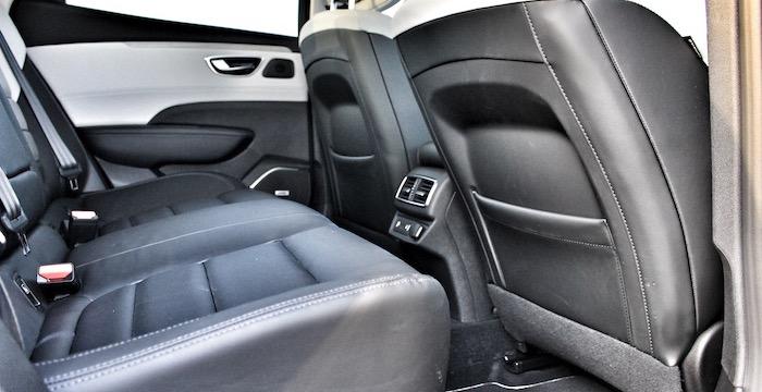 Renault Talisman Driving-Dutchman achterin