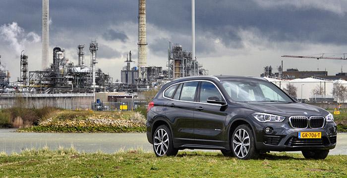 BMW X1 Xdrive 25i, van alles wat, maar vooraal een 'WOW-gevoel' 1