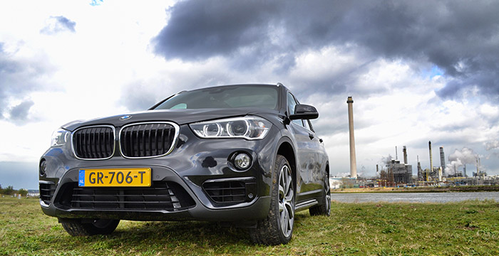 BMW X1 Xdrive 25i, van alles wat, maar vooraal een 'WOW-gevoel' 2
