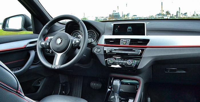 BMW X1 Xdrive 25i, van alles wat, maar vooraal een 'WOW-gevoel' 3