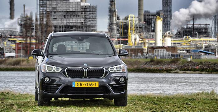 BMW X1 Xdrive 25i, van alles wat, maar vooraal een 'WOW-gevoel' 5