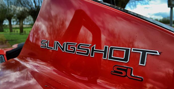 De Polaris Slingshot, het ultieme fun-voertuig 7