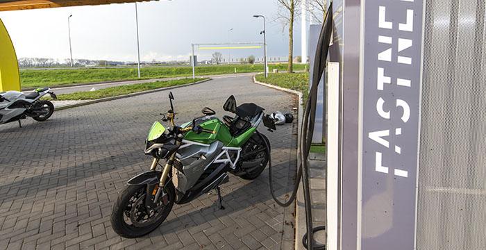 Energica Ego en Eva, elektrische motoren met Italiaanse stijl 4