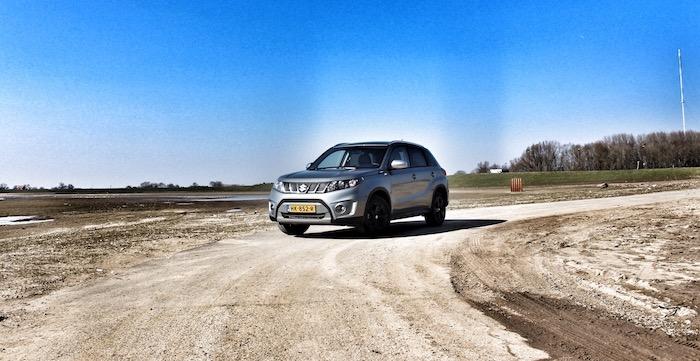 Suzuki Vitara S Driving-Dutchman voorkant