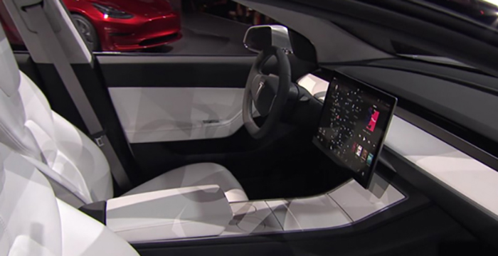 Tesla Model 3 onthuld, de gamechanger 3