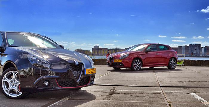 Update van de Alfa Romeo Giulietta, geslaagd 4
