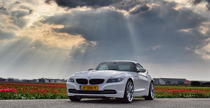 Waarom zou je de BMW Z4 huren 1