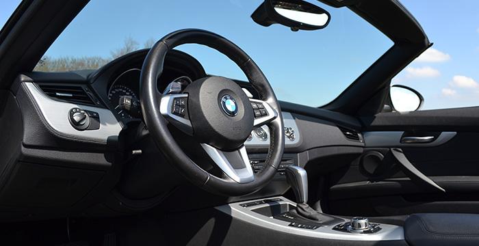 Waarom zou je de BMW Z4 huren 3
