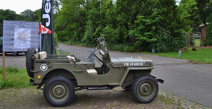 75 jaar Jeep en een Grand Cherokee SRT 2