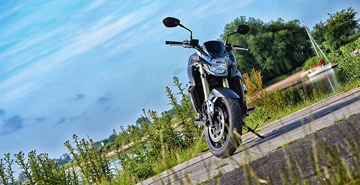 De Suzuki GSR750, eerlijk genieten 2