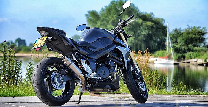 De Suzuki GSR750, eerlijk genieten 4