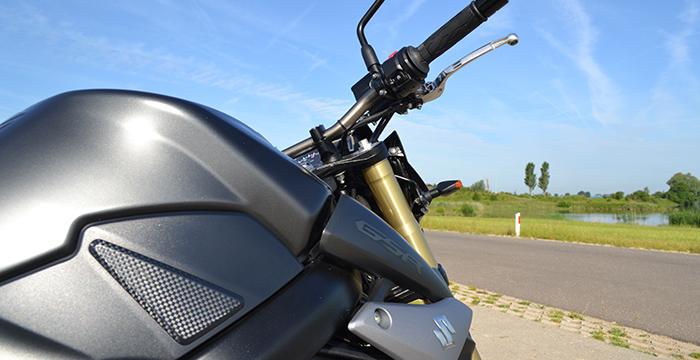 De Suzuki GSR750, eerlijk genieten 9