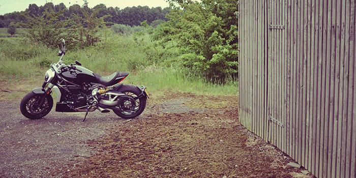 De beestachtige Ducati XDiavel S…6