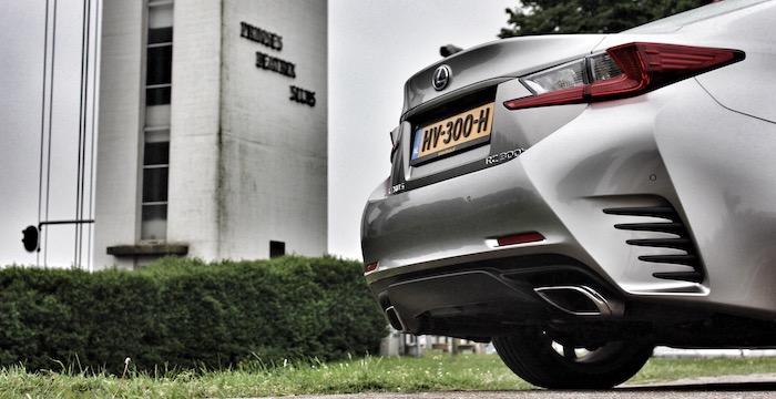 Lexus RC 300h Hybrid Driving-Dutchman kont