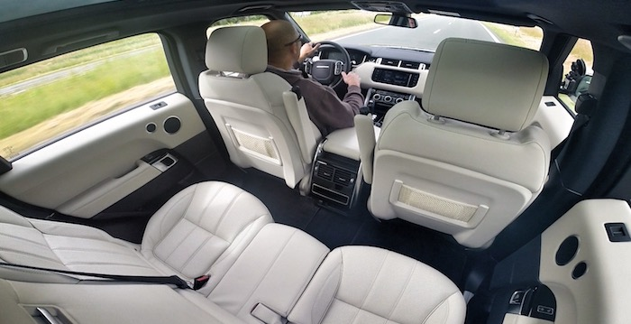 Range Rover Sport 3.0 TDV6 HSE Driving-Dutchman ruimte achterin