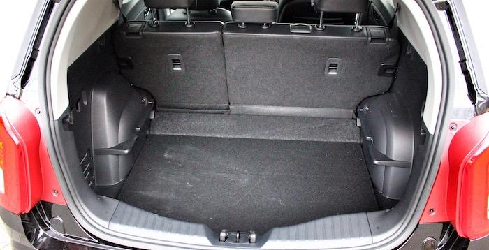 Ssang-Yong XLV bagageruimte Driving-Dutchman