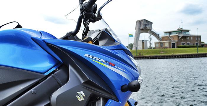 Waarom je niet meer nodig hebt dan een Suzuki GSX-S 1000 FA 4