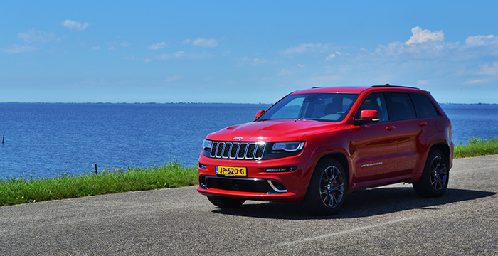 Jeep Grand Cherokee SRT, the bad boy 2