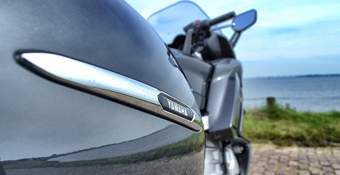 Met de Yamaha FJR1300AS door Zeeland 6