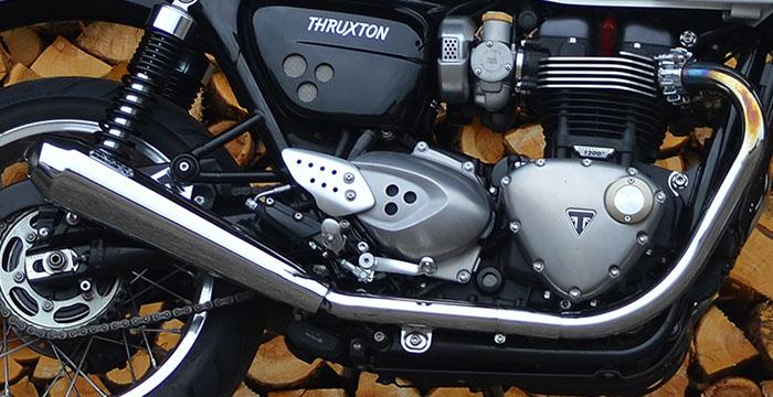 Triumph Thruxton, retro zonder compromis 6