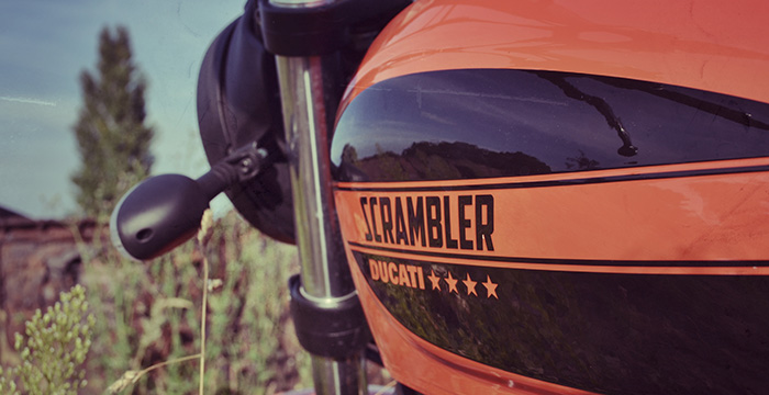 De Scrambler Sixty2, een echte Ducati 4