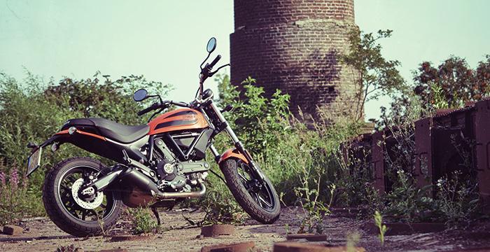 De Scrambler Sixty2, een echte Ducati 5