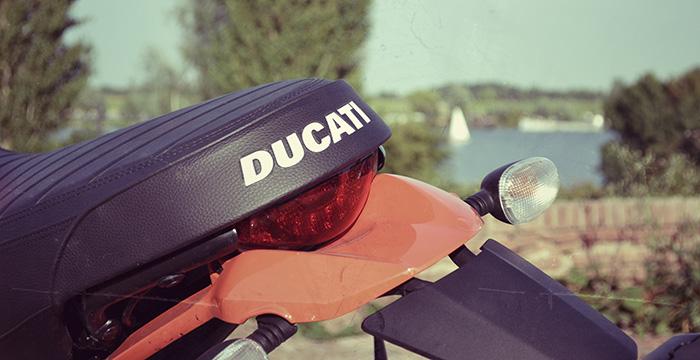 De Scrambler Sixty2, een echte Ducati 6