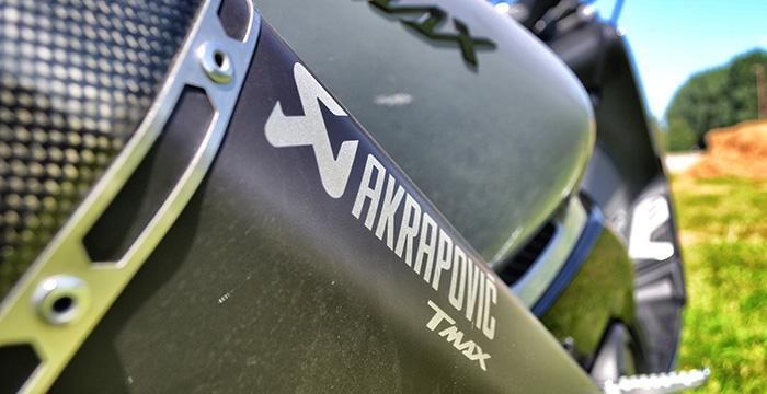 De Yamaha TMAX, een echte motor 6