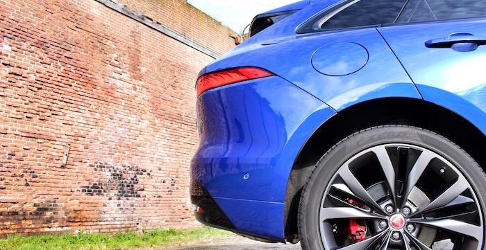 Jaguar F-PACE 3.0 V6 SC 380 pk First Edition Automaat AWD - Geen bijschrift01