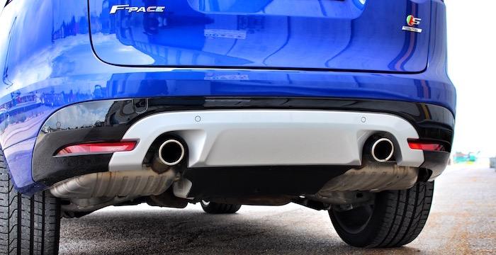 Jaguar F-PACE 3.0 V6 SC 380 pk First Edition Automaat AWD - Geen bijschrift07