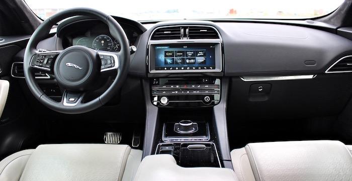 Jaguar F-PACE 3.0 V6 SC 380 pk First Edition Automaat AWD - Geen bijschrift08