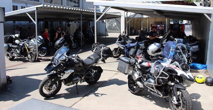 Motorrad days