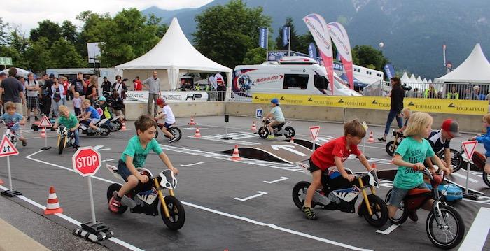 De BMW Motorrad Days is een feest voor het hele gezin.