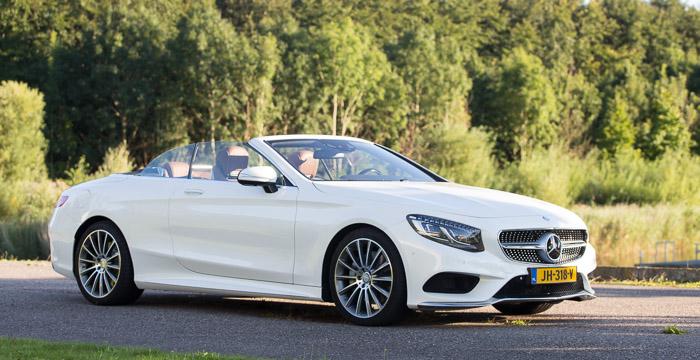 Mercedes-Benz S 500 Cabriolet, Wellness op wielen_Driving-dutchman