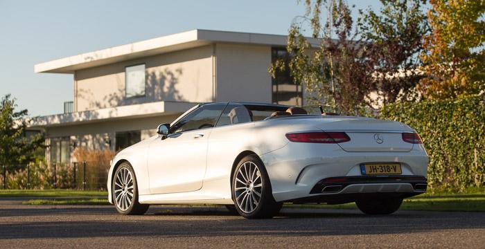 Mercedes-Benz S 500 Cabriolet, Wellness op wielen_Driving-dutchman_3