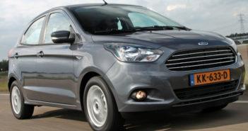 Ford KA+, concurrentie kan op zijn tellen gaan passen