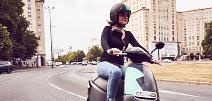 Parijs stuk groener met 600 e-scooters