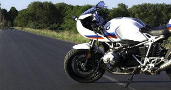 BMW R nineT Racer, extreem (leuk)!