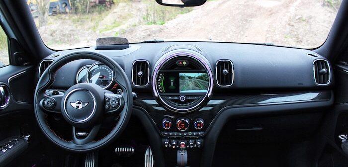 MINI Cooper S ALL4 Countryman Driving-Dutchman autotest rijtest