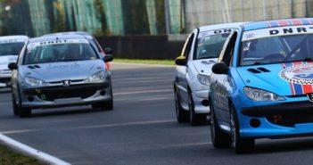 Peugeot 206 GTi Cup Driving-Dutchman autorace autoracen raceauto dnrt